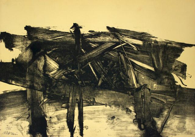Mattia Moreni, 'Composizione n.6', 1960, Studio Mariani Gallery