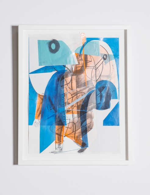 , 'Strong LQQKS 9,' 2014, Carrie Secrist Gallery