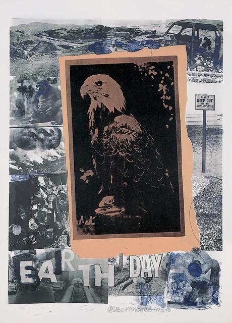 Robert Rauschenberg, 'Earth Day', 1970, Robert Rauschenberg Foundation