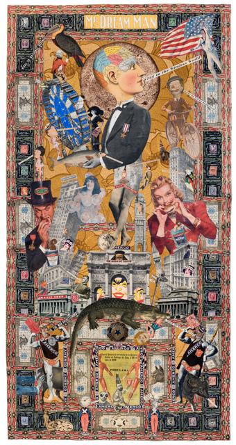 , 'Mr Dream Man,' 1920-1950, Fleisher/Ollman