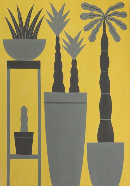 Agostino Iacurci, 'Alles in Ordnung n°4', 2019, BC Gallery