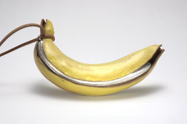 , 'Banana pendant,' 2010, Caroline Van Hoek