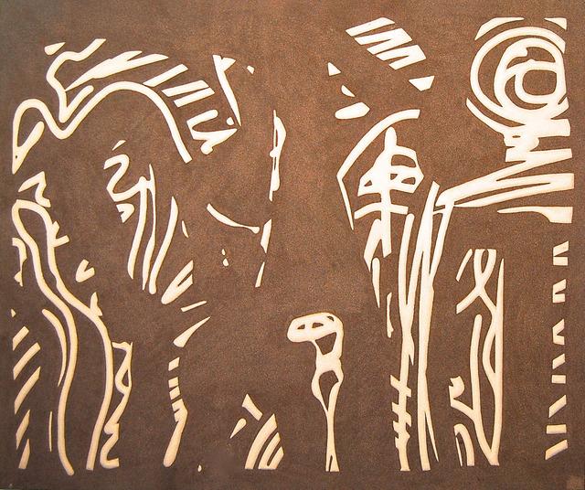 Abdellah Boukil, 'Remains', Bill Lowe Gallery