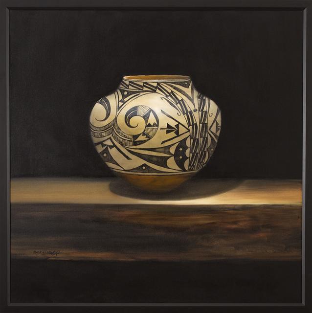, 'Pueblo Heritage II,' 2018, Blue Rain Gallery