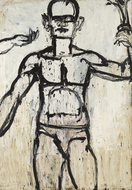 , 'After a Painting by Durer,' 1965, David Klein Gallery