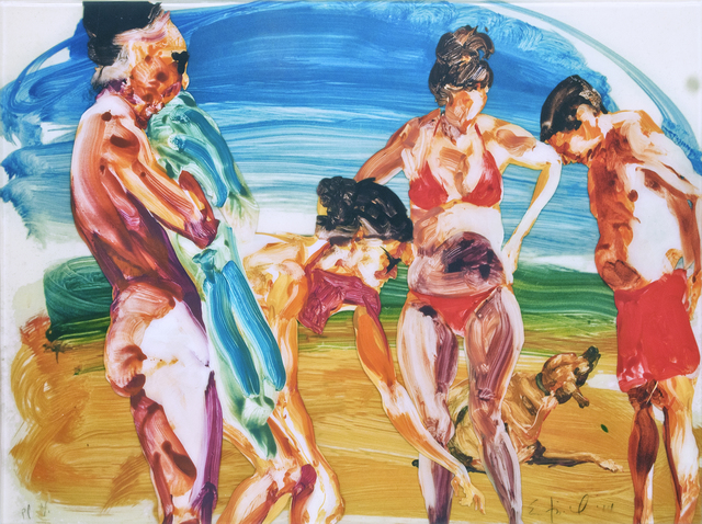 , 'On the Beach #2,' , Turner Carroll Gallery