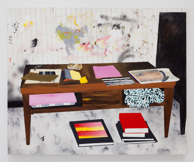 , 'DJI,' 2015, Grant Wahlquist Gallery