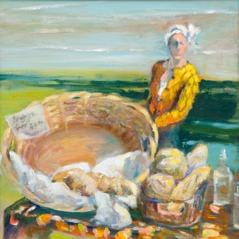 Rebecca Thompson, 'Bread Basket', Greg Thompson Fine Art