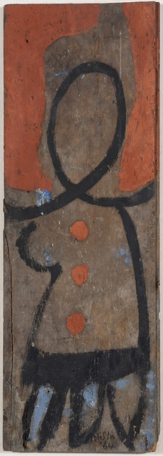 Roger Hilton, 'Figure 1', 1964, DICKINSON