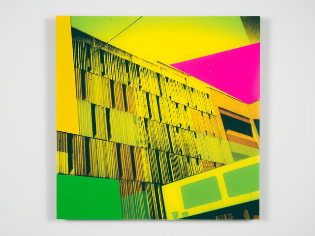 , 'Facade Syracuse,' 2014, Fleisher/Ollman