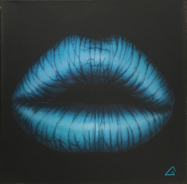Gaelle Garbani, 'Blue Lagoon', Gallery Different