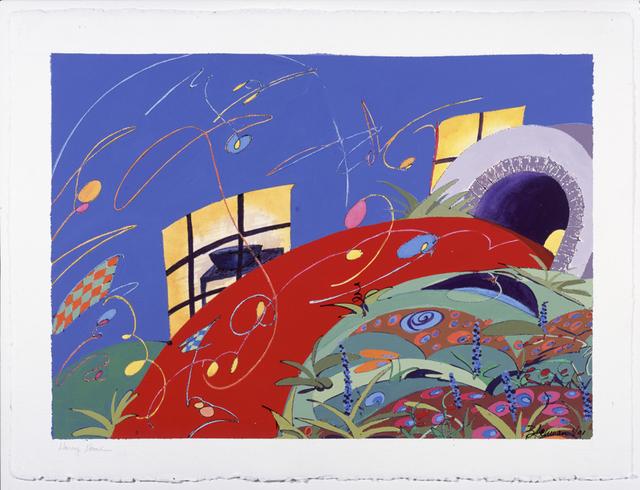 , 'Hurry Home,' 2001, Joshua Tree Art Gallery