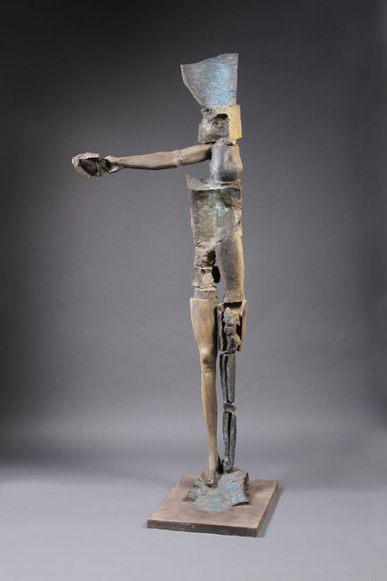 , 'Figure with One Open Arm,' 2010, Dolby Chadwick Gallery