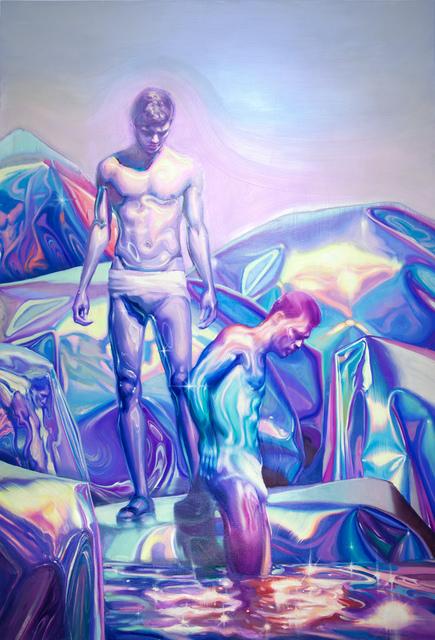 Ivan Alifan, 'Mystic Waters', 2019, Roman Fine Art