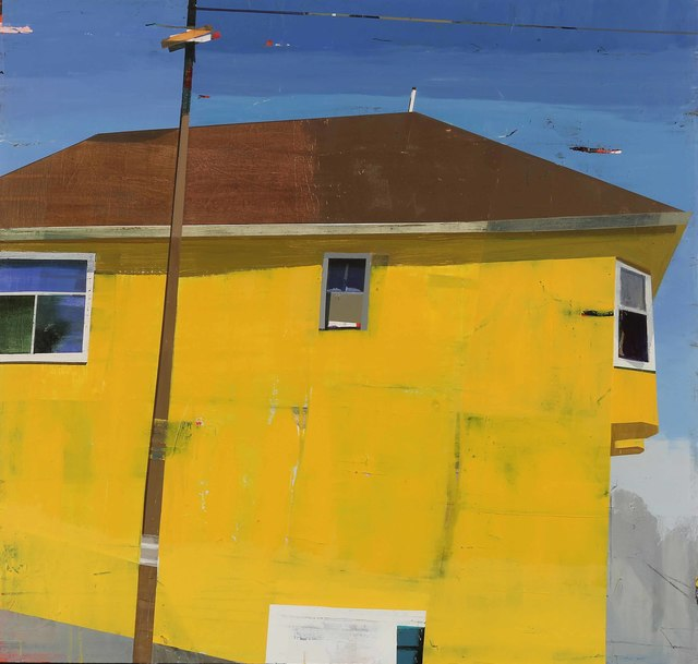 , 'Sunny Day in San Francisco #1,' 2017, Caldwell Snyder Gallery