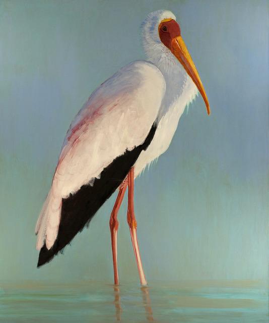 , 'Yellowbilled Stork,' 2005, Walter Wickiser Gallery