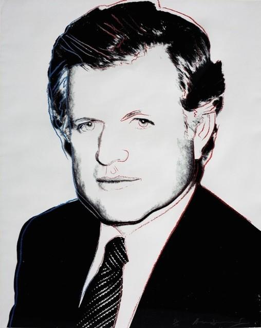 Andy Warhol, 'Edward Kennedy (FS II.240)', 1980, Revolver Gallery