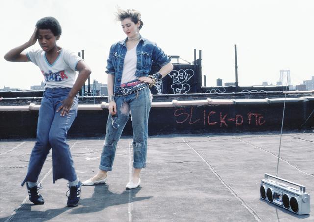 , 'Madonna Rooftop 2,' , Milk Gallery