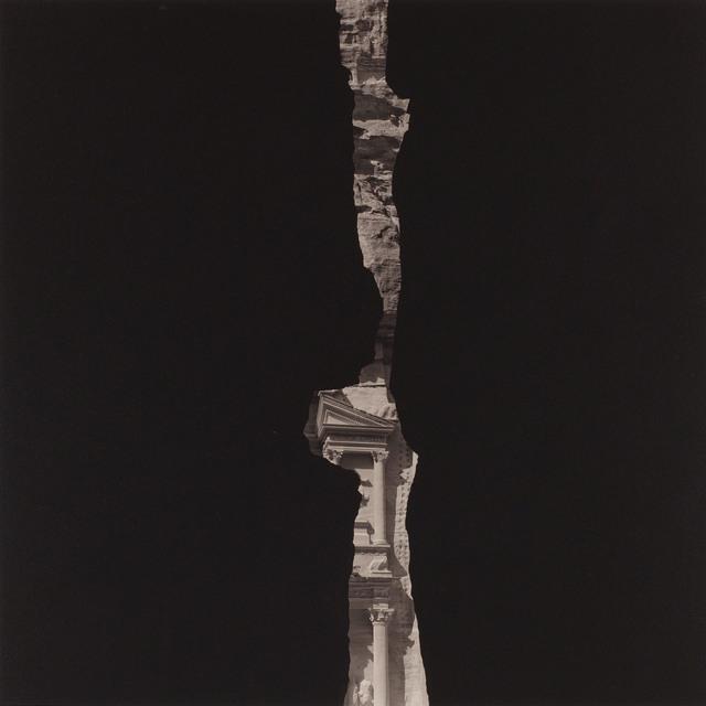 Lynn Davis, 'Petra, Jordan', 1995, Edwynn Houk Gallery