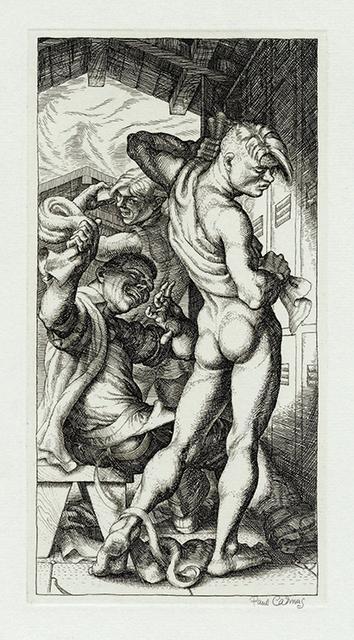 , 'Horseplay,' 1935, Keith Sheridan, LLC