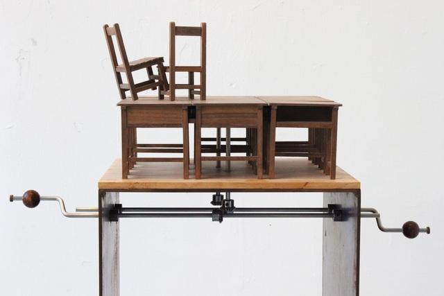 , 'Ring,' 2012, Yiri Arts