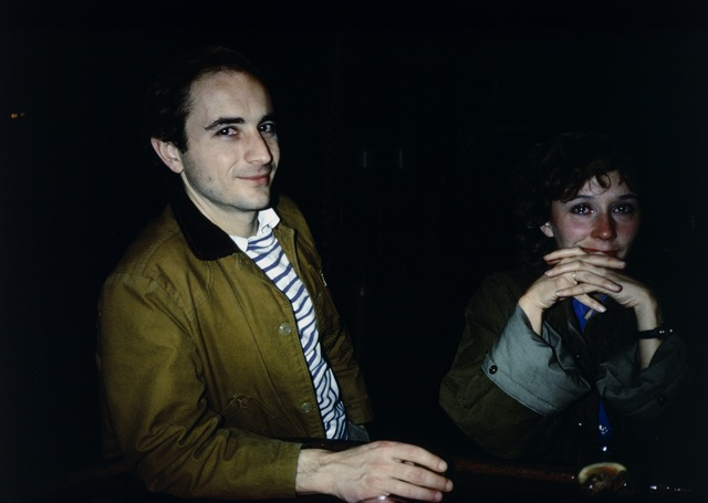 , 'David and Butch Crying at Tin Pan Alley, New York City,' 1981, The Museum of Modern Art