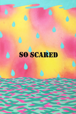 , 'So Scared,' 2016, Harmony Art Gallery
