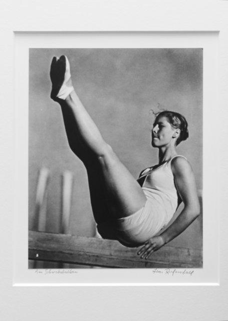 Leni Riefenstahl, 'Am Schriebebalken (Balance Beam)', 1936, The Art:Design Project