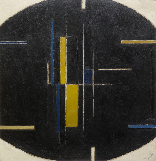 , 'Forms on an Ovoid,' 1962, Osborne Samuel