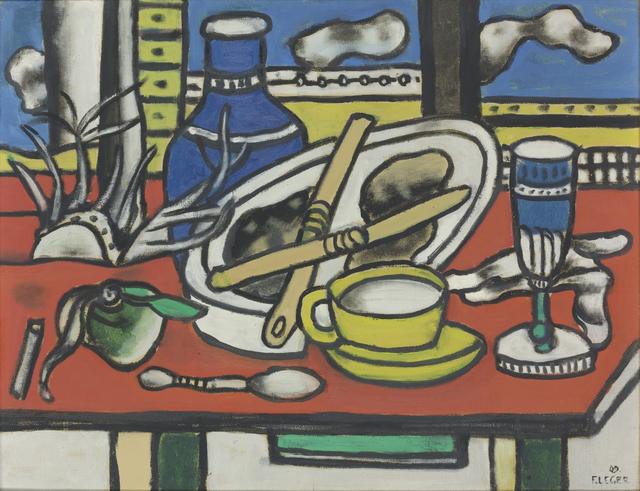 , 'Les deux couteaux,' 1949, Opera Gallery