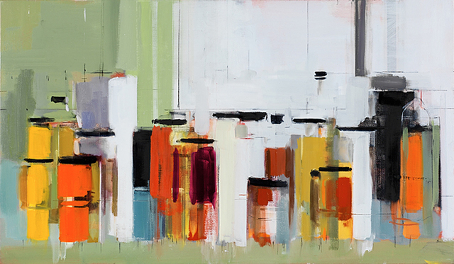 , 'Bottles and Jars XX,' 2011, Tinney Contemporary