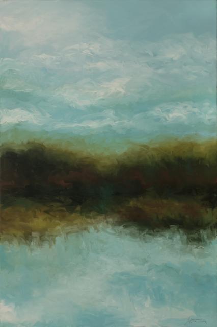 , 'Dancing Clouds Reflection ,' 2017, InLiquid