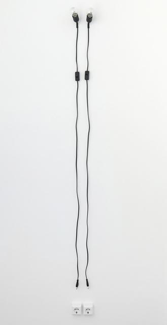 , 'Interpersonal Communication,' 2018, e.artis contemporary