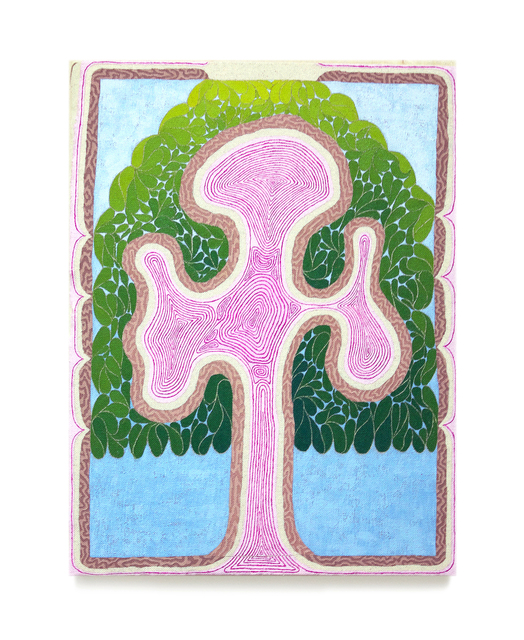 , 'Vitamin C Willow Tree E.S.P.,' 2018, HARPY