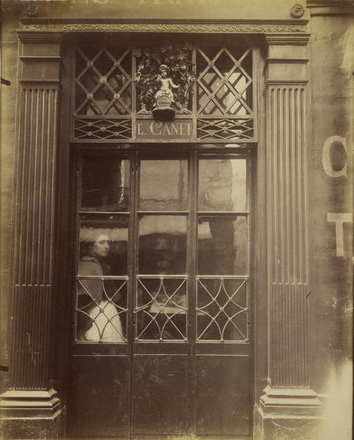 , 'Storefront (Little Bacchus), rue Saint-Louis-en-I'Ile,,' 1901-1902, J. Paul Getty Museum