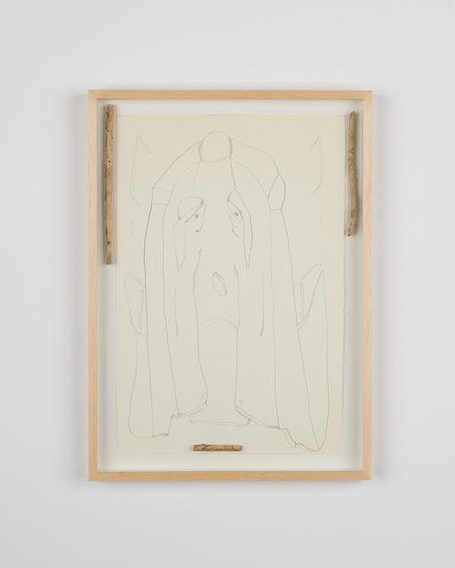 Lysandre Begijn, 'Apotropaic Codex (3)', 2019, Tatjana Pieters