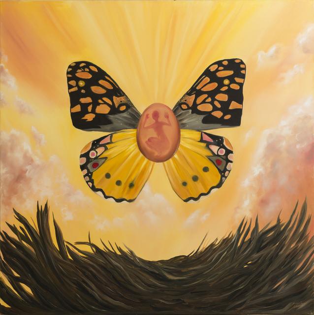 , 'Personality Cocoon / شرنقة الشخصية,' 2015, al markhiya gallery