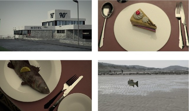 , 'HOTEL 70° ,' 2014, Limoncello