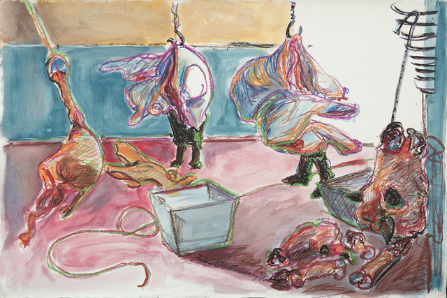 , 'o.T.,' 1986, Faurschou Foundation