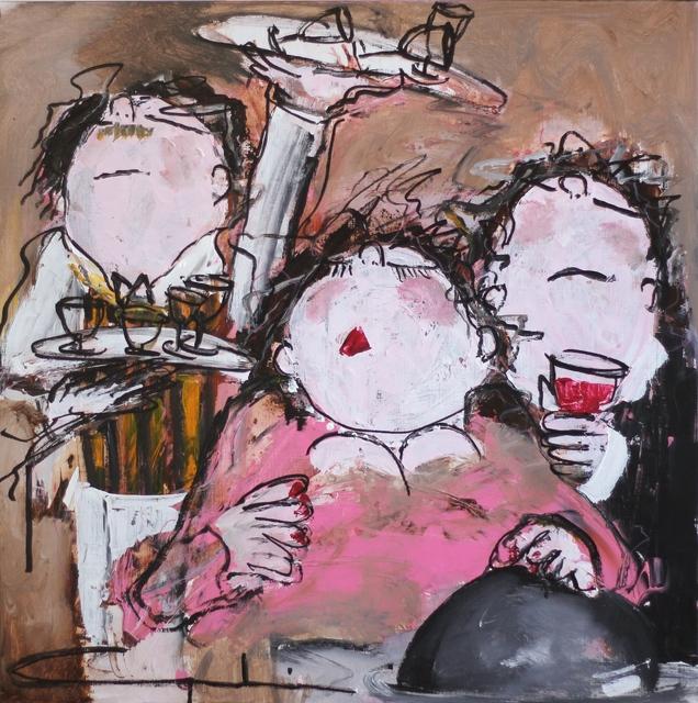 , 'Les Tartes,' 2017, Artspace Warehouse