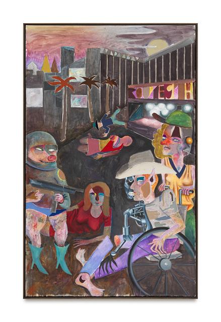 , 'The Loophole,' 2017-2019, Hans Alf Gallery