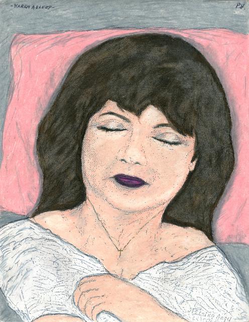 , 'Karen Asleep ,' 1989-1996, FRED.GIAMPIETRO Gallery