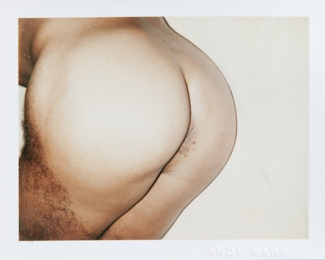 , 'Andy Warhol, Polaroid Photograph from the Sex Parts and Torsos series, 1977,' 1977, Hedges Projects