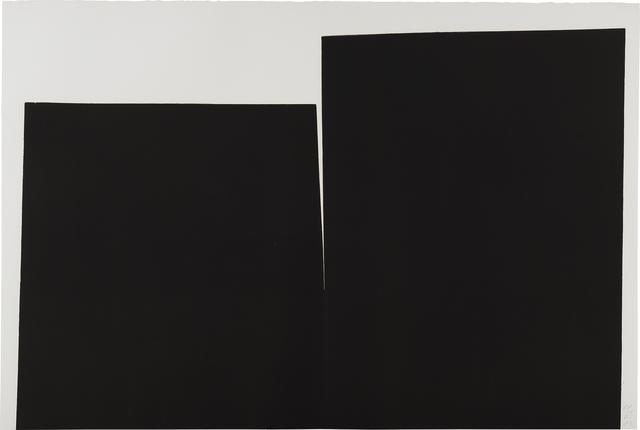 Richard Serra, 'Vive la Vive la', 1989, Phillips