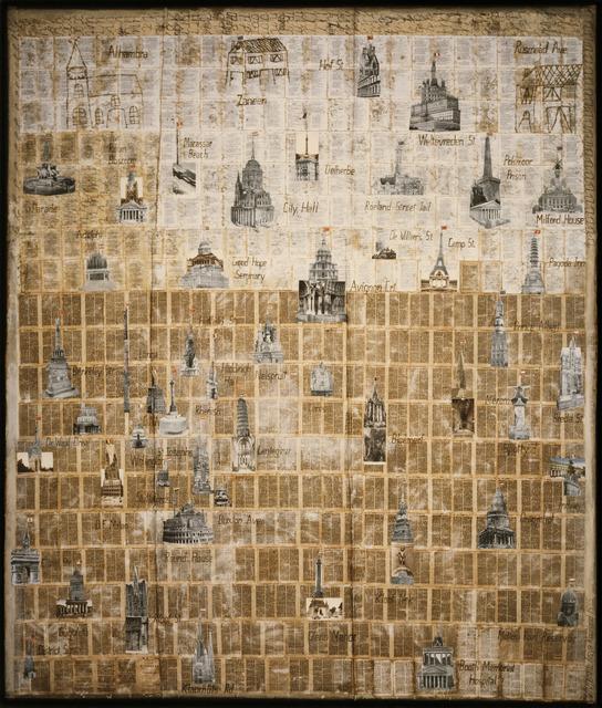 Vivienne Koorland, 'The Local Monuments I: Childhood', 1995, Richard Saltoun