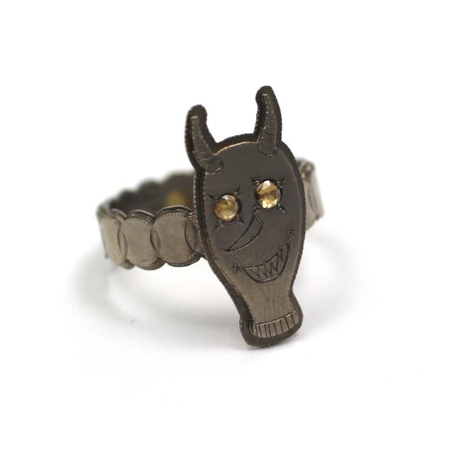 , 'Smooth Devil Ring,' 2016, Sienna Patti Contemporary