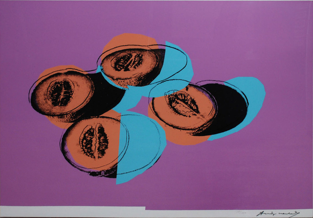 Andy Warhol, 'Space Fruit: Cantaloupes II (FS II.198)', 1979, Revolver Gallery