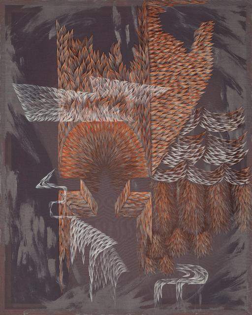 , 'Midnight Forming  I,' 2016, ART'LOFT, Lee-Bauwens Gallery
