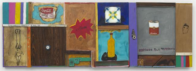 , 'Litrão,' 2015, Galeria Berenice Arvani