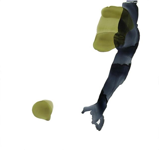 , 'Schiele's Hand,' 2009, David Richard Gallery